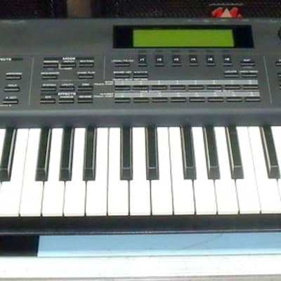 Roland XP-60 61-Key 64-Voice Synthesizer Music Workstation Keyboard w. case