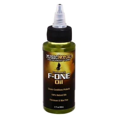 Music Nomad F-ONE Fretboard Oil Cleaner and Conditioner