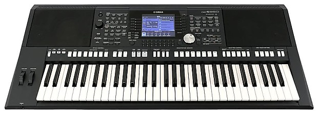 Yamaha PSRS-950 Arranger Keyboard | Rainbow Guitars