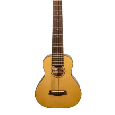 ISLANDER Baritone ukulele-size guitarlele with solid spruce top GL6-SA