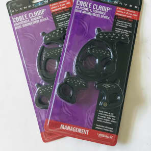 Planet Waves PW-CC-4 Cable Clamps (Pack of 4)