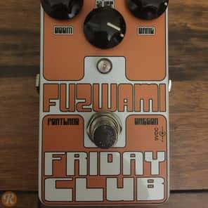 Mr. Black Fuzwami Friday Club