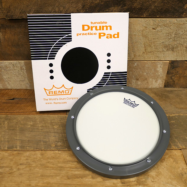 remo tunable drum practice pad mason music reverb. Black Bedroom Furniture Sets. Home Design Ideas