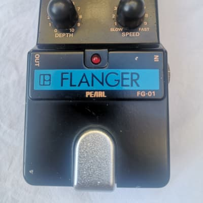 Pearl FG-01 Flanger for sale