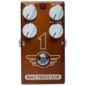 Mad Professor 1 Distortion/Reverb Pedal