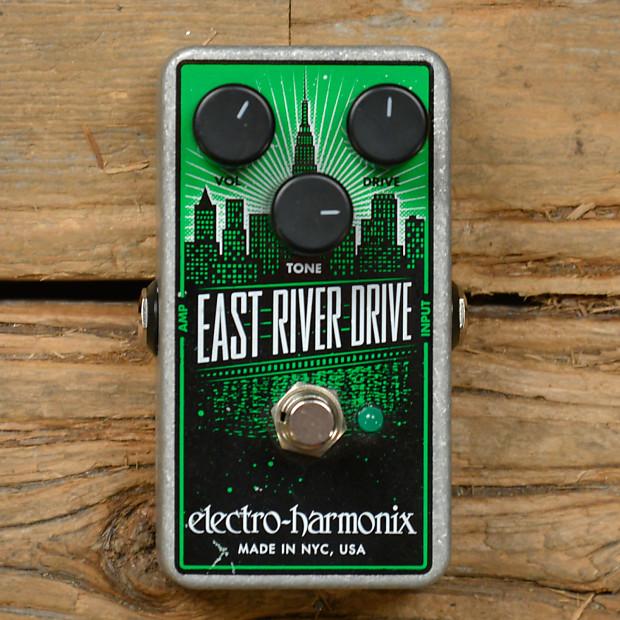 East River Drive Pedal : electro harmonix east river drive symmetrical overdrive mint reverb ~ Hamham.info Haus und Dekorationen