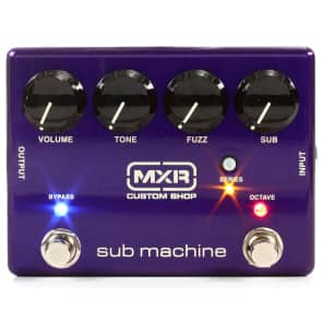 MXR M225 Sub Machine Octave Fuzz for sale