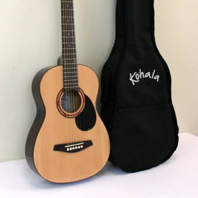Kohala 1/2 Size Steel String Acoustic Guitar with Bag for sale