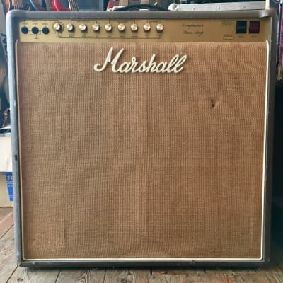 "Marshall JMP 4150 Club and Country Compressor Bass Amp 100-Watt 4x10"" Bass Combo 1978 - 1981"