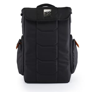 Gruv Gear Stadium Bag Slim DJ Music Audio Gear Equipment Carry Backpack Black