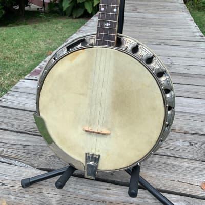 c. 30's Regal Tenor Banjo for sale