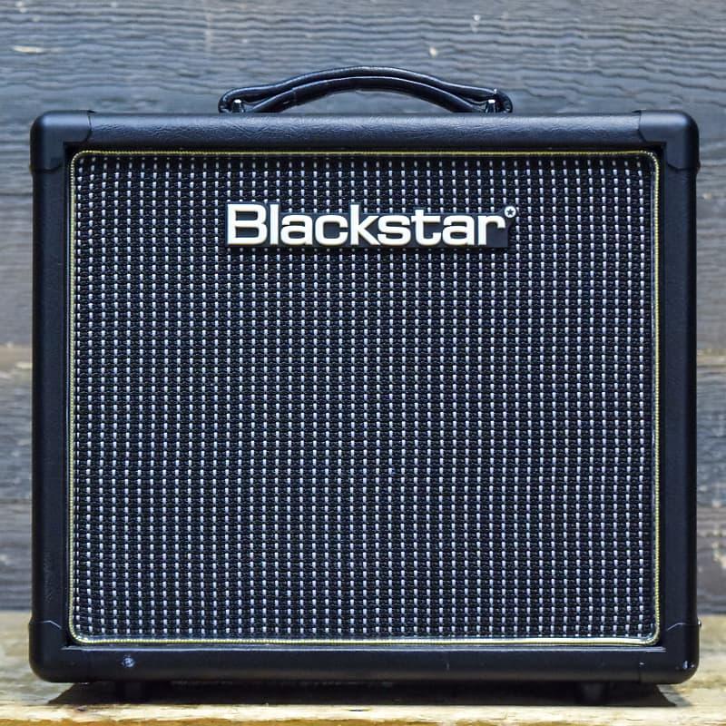 blackstar ht 1r 1 watt valve combo 2 channel reverb 1x8 reverb. Black Bedroom Furniture Sets. Home Design Ideas