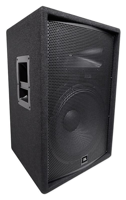 """JBL Pro JRX215 1,000 Watt 15/"""" Inch 2-Way Passive DJ P//A Speaker Cabinet"""
