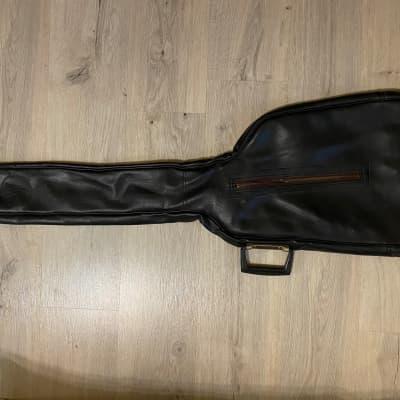 Case Made in USSR Soviet for Bass Guitar Ural Vintage