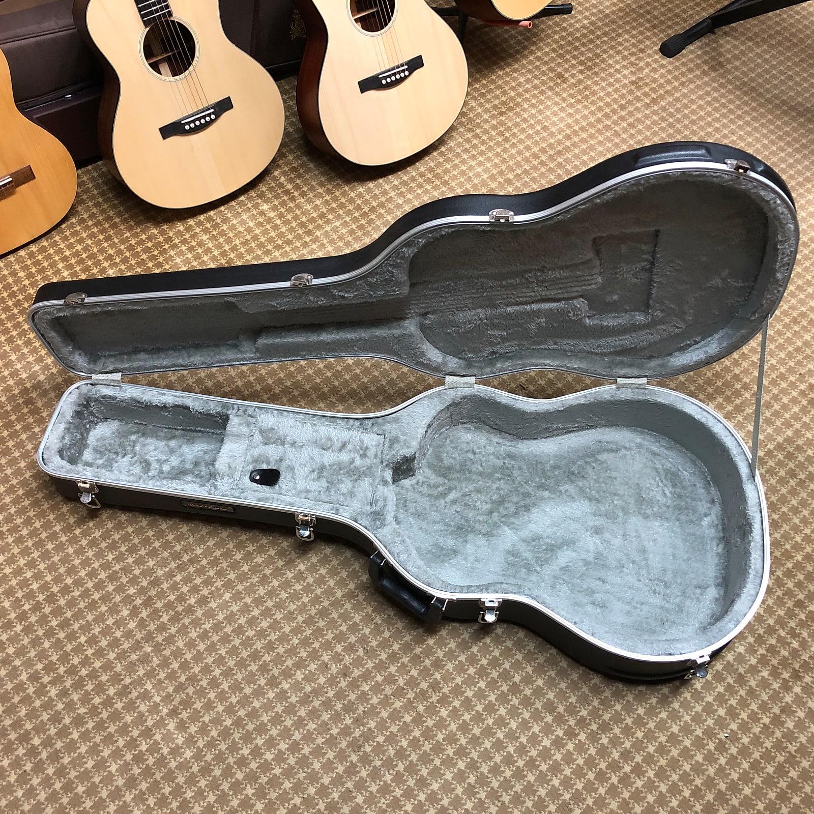 Road Runner RRMADN ABS Molded Dreadnought Acoustic Guitar Hardshell Case