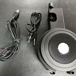 On-Stage BS4080 Mini Bluetooth Speaker w/ Clamp