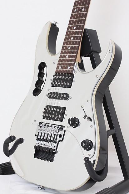 2006 ibanez jem 77 brmr steve vai bad horsie mirror guitar reverb. Black Bedroom Furniture Sets. Home Design Ideas