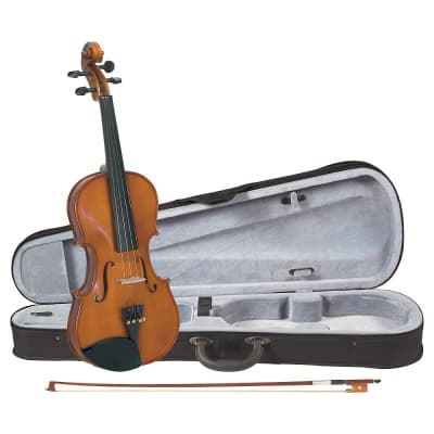Cremona SV-75 Premier Novice Series Violin Outfit Regular 1/2 Outfit