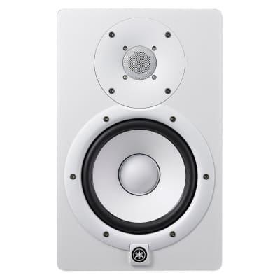 Yamaha hs7W monitor da studio attivo hs7 bianco