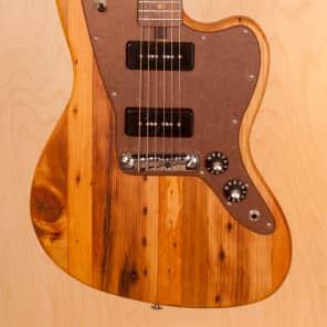 Strack Guitars Reclaimed Pine Jazzmaster 2018 Oil Hardwax for sale