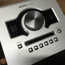 Universal Audio Apollo Twin Duo 2014 Silver image