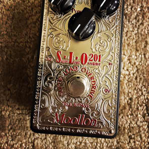 Moollon  SLO 201 Super Lead Overdrive for sale
