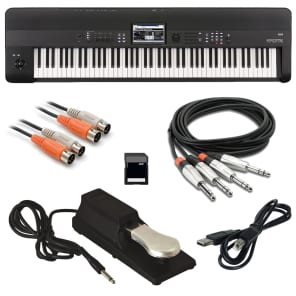 Korg KROME-88 Music Workstation CABLE KIT