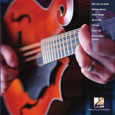 Hal Leonard Bluegrass Mandolin Play-Along Volume 1
