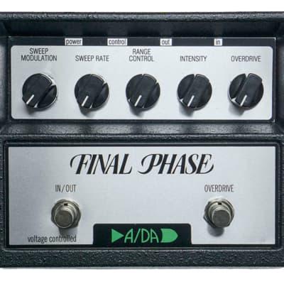 A/DA Amplification Reissue of A/DA Final Phase Guitar Pedal -Restock Item