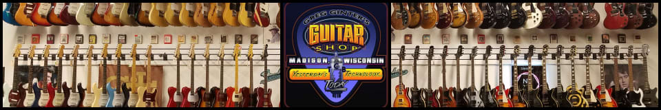 Guitar Shop Of WI