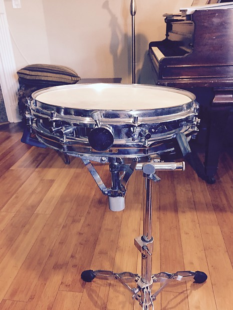 sonor pancake snare drum 1960 39 s metal reverb. Black Bedroom Furniture Sets. Home Design Ideas