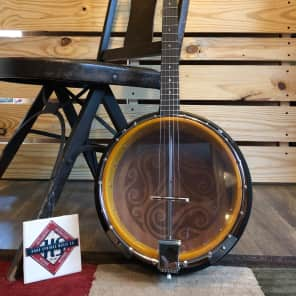 Luna  Celtic 5 String Banjo for sale