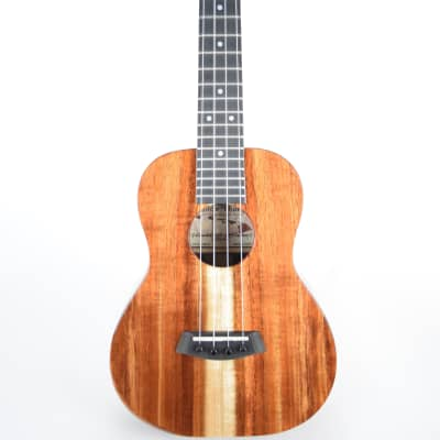 Kanile'a KSR-T : Hawaiian Koa Tenor Ukulele with Armrest (Serial # 19872) for sale