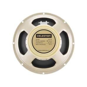 "Celestion G12M-65 12"" Classic Series Creamback 65W 8 Ohm Speaker Cream 2010s"