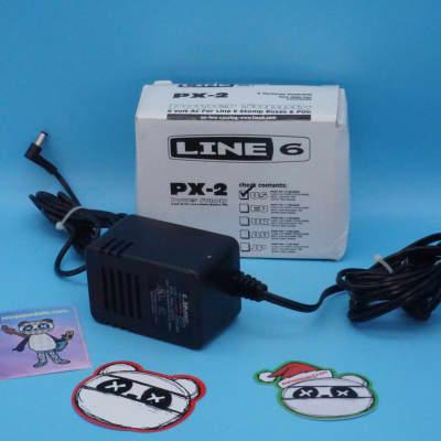 Line 6 PX-2 Power Supply w/Original Box   Fast Shipping!