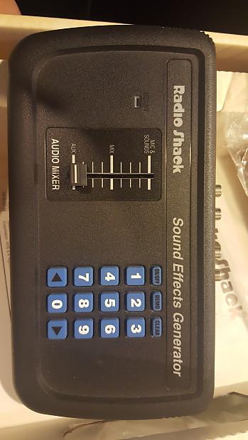 Radio Shack Sound Effects Generator   David's Gear Locker