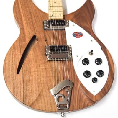 Rickenbacker  330/12  Walnut