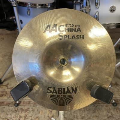 """Sabian AA China Splash 8"""""""