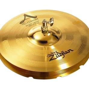 """Zildjian 15"""" A Custom Rezo Hi-Hat Cymbals (Pair)"""