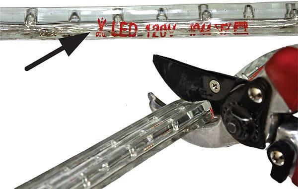 Rgb Color Changing Led Rope Lights Lighting 120 Volt 148 Reverb