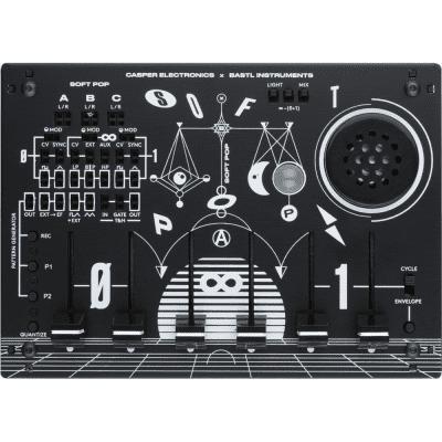 BASTL Instruments softPop Semi-Modular Light & Sound Synthesizer