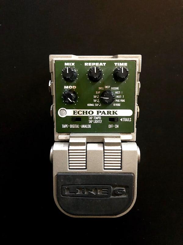 line 6 tonecore echo park delay pedal gabriel 39 s gear reverb. Black Bedroom Furniture Sets. Home Design Ideas