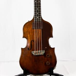 Gibson Electric Bass (EB-1) Brown