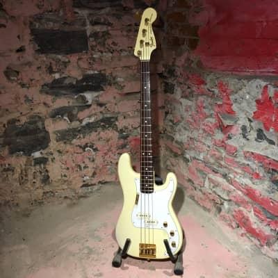 Vintage 1982 Fender Precision Special Bass