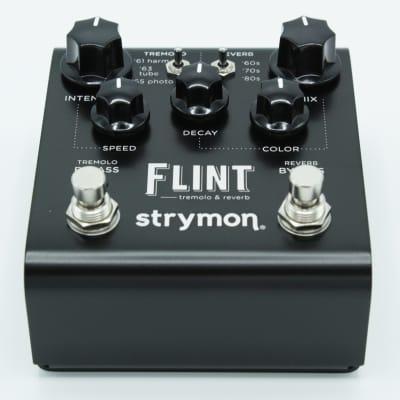 Strymon Flint Tremolo & Reverb Effect Pedal