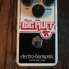 Electro-Harmonix Nano Big Muff White
