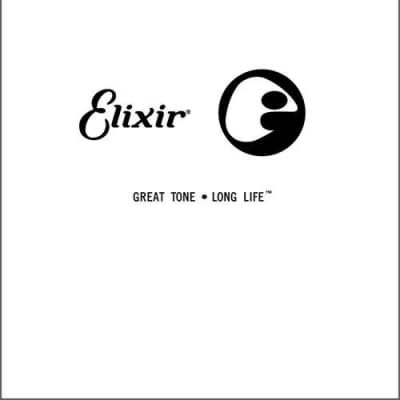 Elixir Single .046 Nanoweb Nickel Plated String