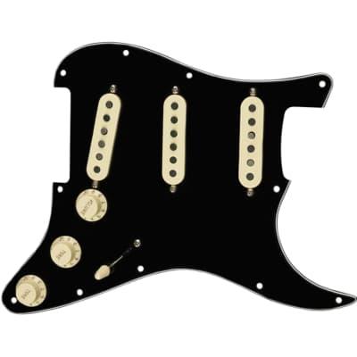 Fender 099-2343 Tex-Mex Stratocaster 11-Hole Pickguard Pre-Wired