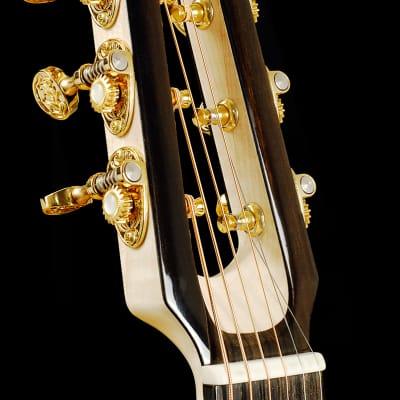 Rafal Turkowiak Grand Auditorium acoustic guitar #354 - demo video ! for sale