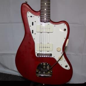 Fender Jazzmaster 1965 Refinished red